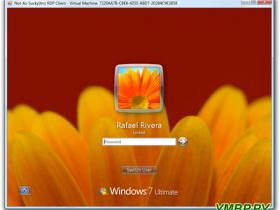 Windows 7. Изменить фон стартового экрана